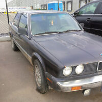 1987 BMW 3-Series 325ES Coupe (2 door)