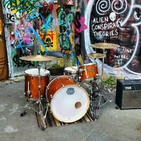 4 Piece Mapex Armory Drum Kit