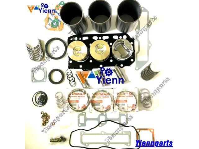 3TN78 3TN78L Overhaul Rebuild Kit For Yanmar engin