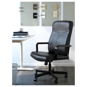 Leather office chair - brand new