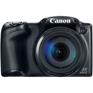 @new camera appareil photo Canon PowerShot 16MP 30xOptical Zoom