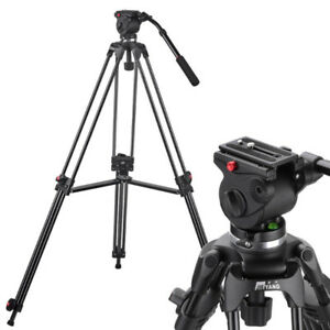 JY-508 Video Tripod for DSLR/Pro Camera
