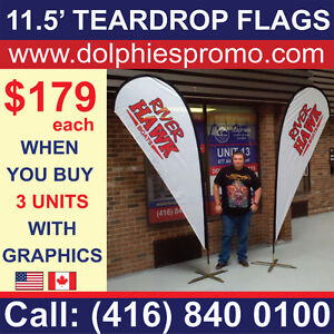 EVENT MARKETING FULLY Printed TENTS & FLAGS - DolphiesPromo.com