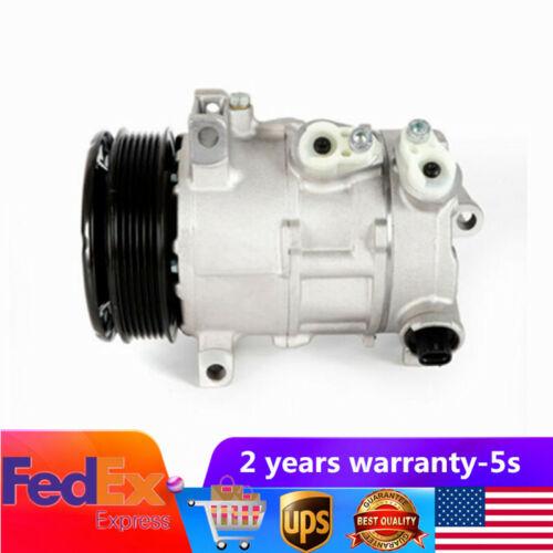 New A//C Compressor w// Clutch For Chrysler 200 Sebring 2.4L RL111410AE 55111410AF