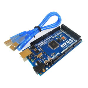 Hobby-Components-UK-Arduino-compatible-R3-Mega-2560-ATmega2560-Free-Cable