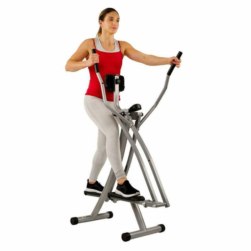 Sunny Health  Fitness SF-E902 Air Walk Trainer Elliptical Ma
