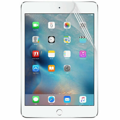 4 x CLEAR SCREEN PROTECTOR COVERS FOR IPAD PRO 10.5 INCH (Ipad 4 Screen Protector)