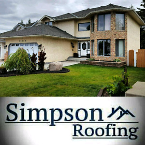 Simpson Roofing, Where Quality Meets Affordability!