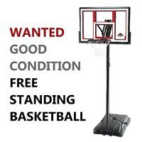 WANTED: BASKETBALL NET