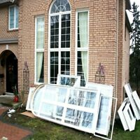 """BY INSTALLER """"  SAVE 60% !!! NO MIDDLEMEN !!! WINDOWS AND DOORS"""