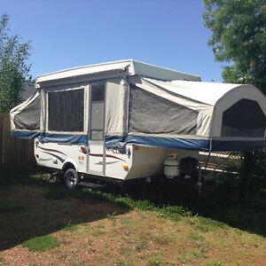 2008 Coachman clipper tent trailer