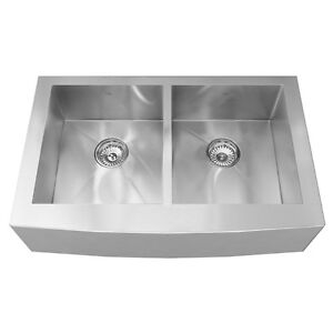 Kindred Large stainless sink New.
