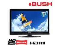 "Bush 32"" Inch Full HD 3D TV - Excellent Condition [LCD32911FHD3D] - With Freeview"
