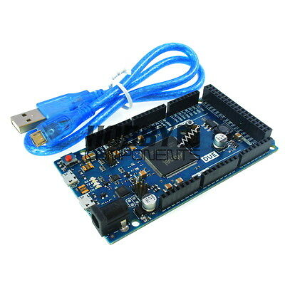 HOBBY COMPONENTS LTD Arduino compatible Due - SAM3X8E ARM Cortex-M3