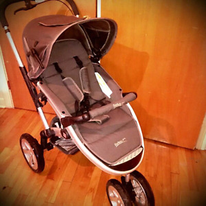 Poussette 3 roues Safety First stroller 3 wheels