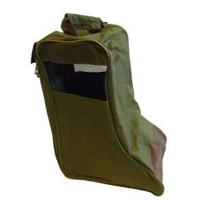 BOOT BAG GREEN HUNTING WELLINGTON WELLY Special edition