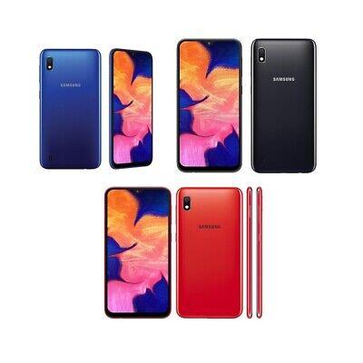 Samsung Galaxy A10 SM-A105G/DS DUAL SIM 32GB 2GB RAM 4G LTE 13MP 5MP NEU - Samsung 5 Mp