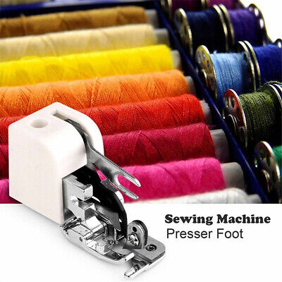 Side Cutter Overlock Attachment Sewing Presser Foot Overlocking Sewing Machine