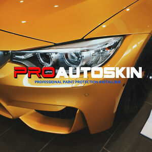 *PROAUTOSKIN*3m Paint Protection(Clear bra/PPF) discount