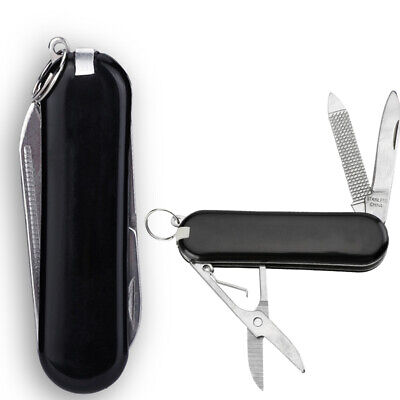 Swiss Army Pocket Knife Classic SD Versatile Knife Stainless Steel -