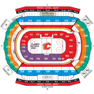 2017-18 Flames Tickets - Below Face Value!