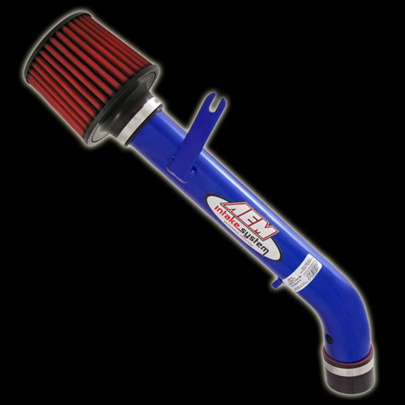 AEM 22-401R Red Short Ram Air Intake System for Honda Civic EX//LX//DX//Si 1.6L L4