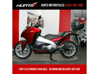 2015 '15 Honda NC700D Integra Scooter ABS. Only 4,378 Miles.Top Box. £4,995