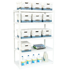 Steel Shelving - Metal Shelves - FREE DELIVERY! Storage Shelves