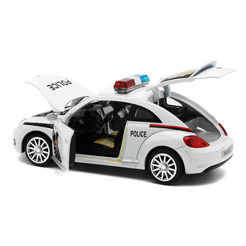 Toys for Boys LED Sounds Truck Kids FBI Police Car 3 4 5 6 7 8 9 Year Xmas Gifts