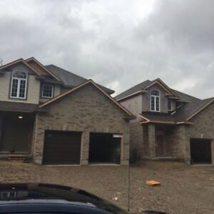 Beautiful 4 bedroom, brand new house for rent