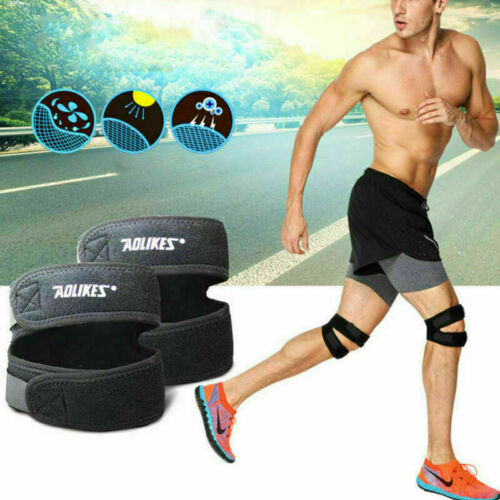 Knee Support Brace Open Patella Tendonitis Stabilizer Jumper