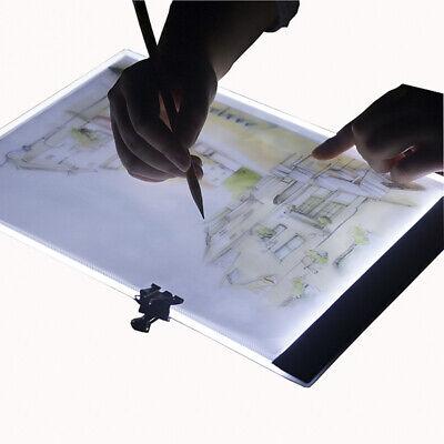 A4 led drawingtablet thin art stencil drawingboard light box tracing table pad0U