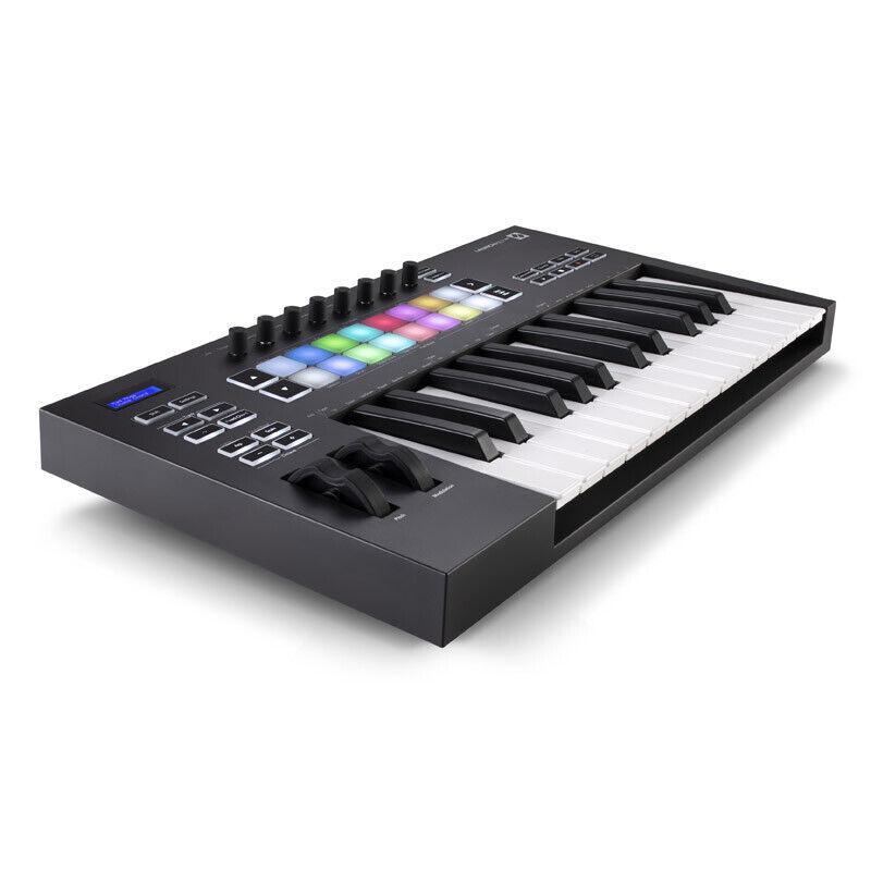 Novation Launchkey 25 MK3 USB Midi Keyboard Controller (NEW)