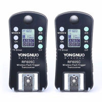 Yongnuo RF-605C Wireless Flash Trigger for Canon