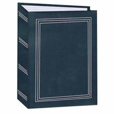 Pioneer 4x6 Mini Max Navy Blue Photo Album 100 Pocket