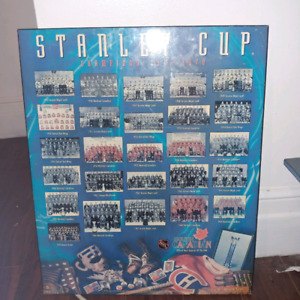 Stanly cup plaque