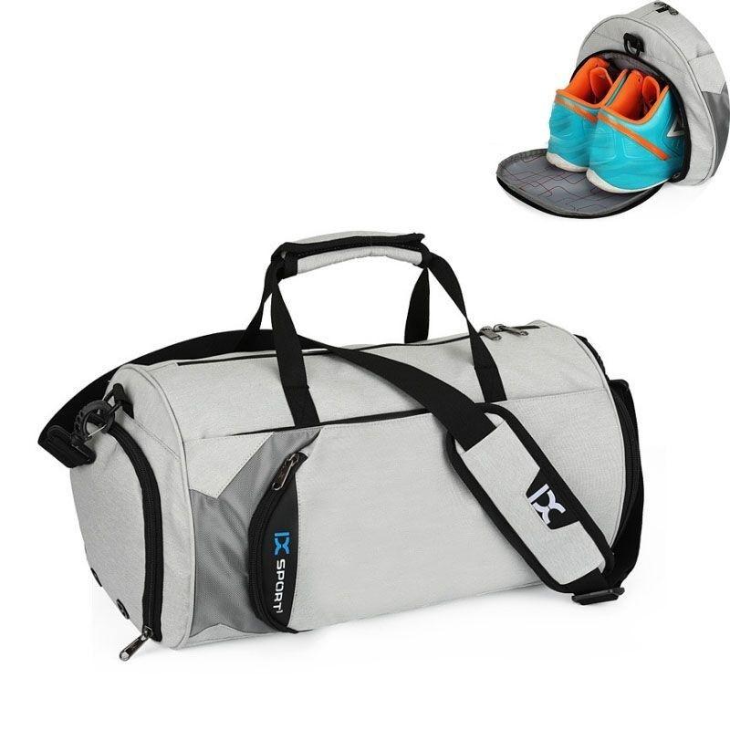 d33a5ab888c7 Details about Gym Bag Men Training Bags Fitness Travel Sport Outdoor Sports  Yoga Women 20-35L