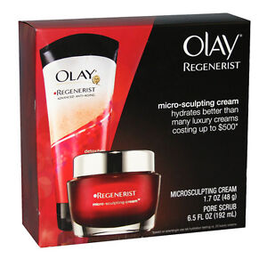 Olay Regenerist Micro-sculpting Cream + Cleanser