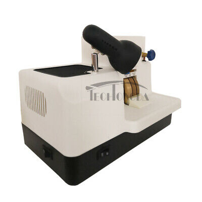 Eyeglasses Optical Lens Hand Edger Grinding Grinder With Light And Workbench