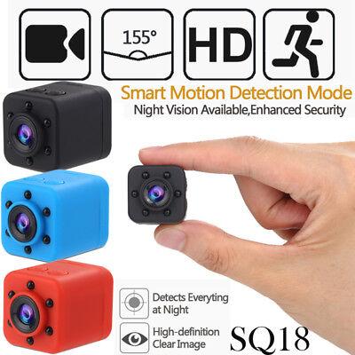 SQ18 Mini  HD 1080P Waterproof WiFi Camera Sport Action Camera DV Camcorder DSOZ (1080p Wifi Camcorder)