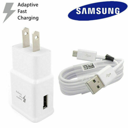 OEM Original Adaptive Rapid Fast Charger for Samsung Galaxy Note 4 5 S6 S7 EDGE