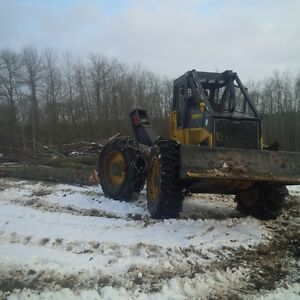 Skidder for Hire Kawartha Lakes Peterborough Area image 2