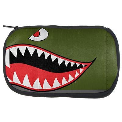 Halloween WWII Flying Tiger Fighter Shark Nose Art Travel Bag](Tiger Nose Halloween)