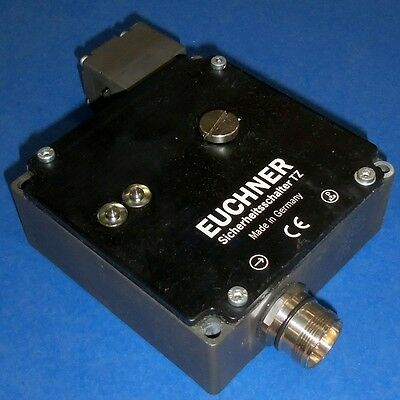 Euchner 24v Acdc Safety Switch Tz1re024rc18vabh-c1826 Pzf