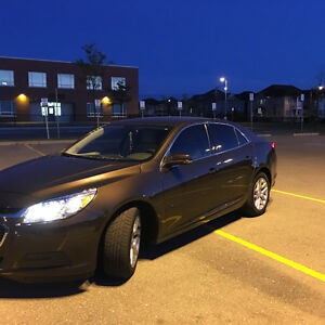 2015 Chevrolet Malibu LT Sedan 2600km