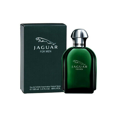 JAGUAR FOR MEN 100ML EAU DE TOILETTE SPRAY BRAND NEW & SEALED