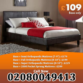 single double king size leather storage bed frame order us now