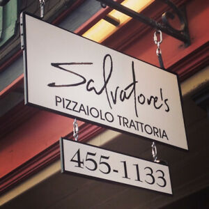 Pizza/Prep Cooks Wanted at Salvatore's
