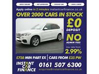 BMW X5 3.0TD ( 313bhp ) ( s/s ) Steptronic 2014MY xDrive40d M Sport FROM £135 PW