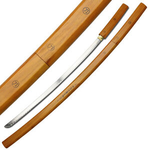 Bushido Code of the Warrior Traditional Japanese Samurai Katana Sword